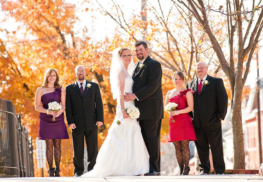 Love Monica And Luke Lancaster PA Wedding
